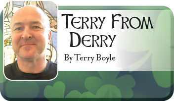 Living with Indifference: Terry from Derry