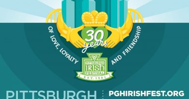Who's Coming to Pittsburgh Irish Fest?