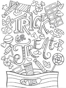 Download this month's The Colours of Ireland Coloring Contest Template